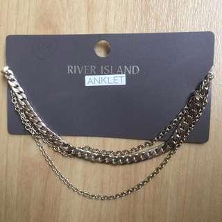 River Island Anklet
