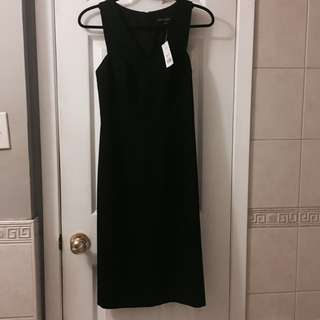 *REDUCED* Banana Republic Black Dress- Brand New