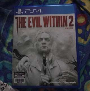The evil within 2 (still have the code)