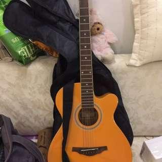 🚚 Ultra 吉他 沒什麼時間練習