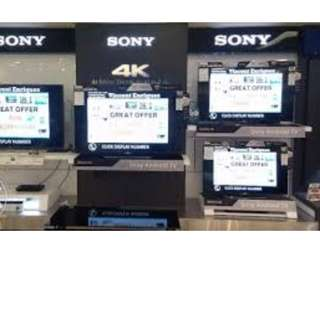 SONY 49 inch UHD 4K ANDROID LED TV KD49X7000d ALSO IN 43 55 65 75""