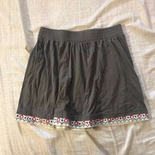 Garage skirt xs-small