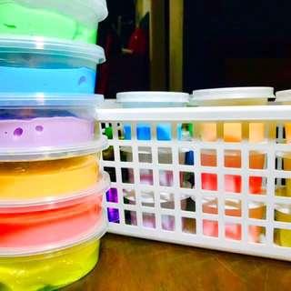 Rainbow Galaxy Slime!