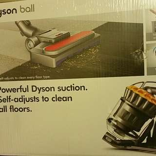 New Dyson Ball Vacuum Cleaner