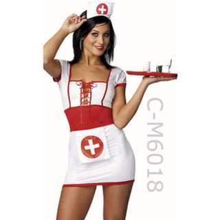 Day nurse costume