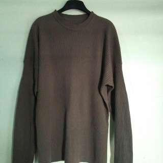 Boxy Sweater Premium