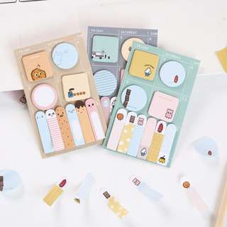[NEW] Little Club Sticky Notes Post-its