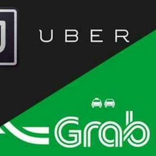 GRAB/UBER LESS 200