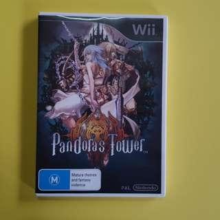 Pandoras tower 'Wii'