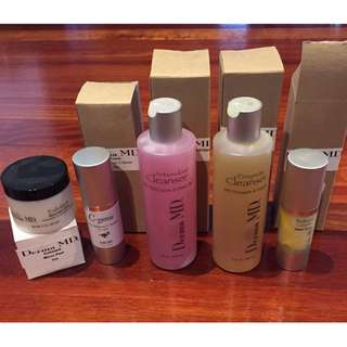 Derma MD Skincare Products