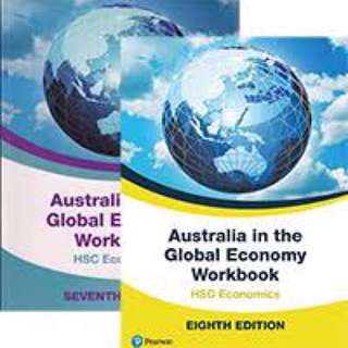 HSC Economics Australia In The Global Economy 2017