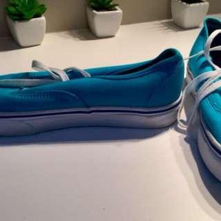 Vans sneaker size US 7.5