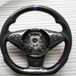 Bmw E60 5series Carbon Steering Wheel