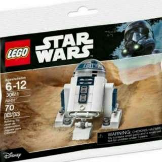 Lego 30611 R2D2 Polybag