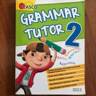 BN: CASCO Grammar Tutor 2