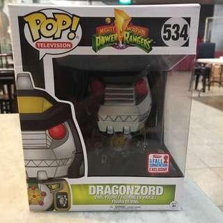 Funko Pop Dragonzord