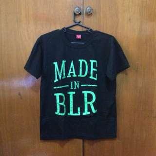 Made in Baler shirt