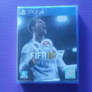 Fifa 18 (PS4)