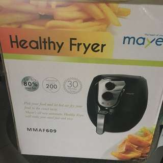 Mayer Healthy Fryer