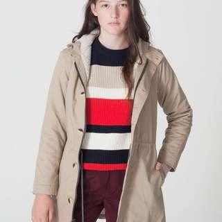 *American Apparel* S unisex long jacket