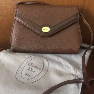 Christian Dior Sling Bag Authentic [Repriced]