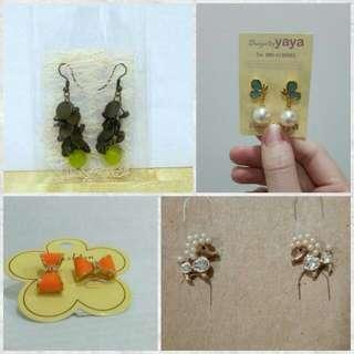 Assorted Earrings & Studs