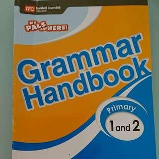 Grammer Handbook (1 & 2年級)
