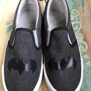H&M Batman slip ons brand new