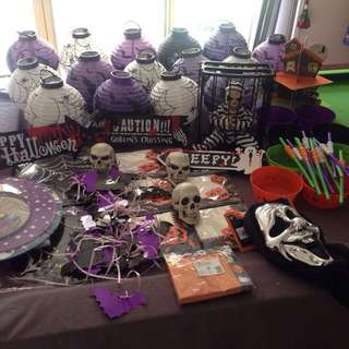 Halloween Party Pack!!