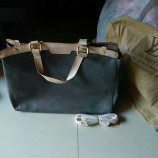ONLY TODAY ! LV totebag mirror