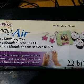 (1kg) Sculpey Air Dry Clay