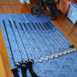 PGF golf set