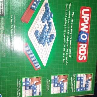 Upword Board Game