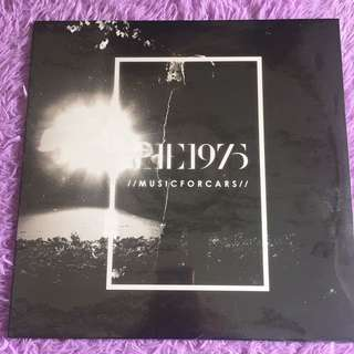 The 1975 Music For Cars vinyl record