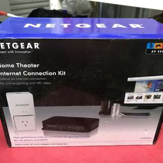 Netgear home entertainment kit