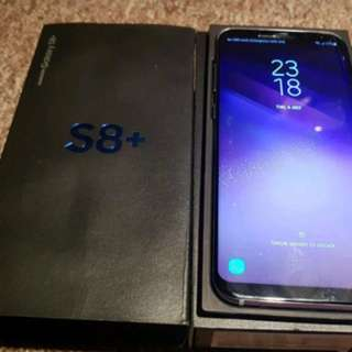 Samsung S8 plus brand new