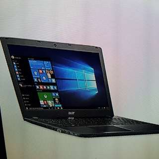 Gaming Laptop (Acer Aspire E15)
