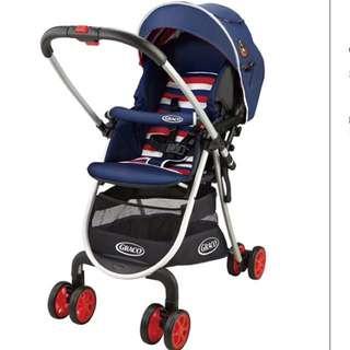 Graco 城市漫遊嬰幼兒手推車