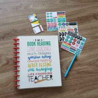 Clearance! Special edition Big Happy Planner set
