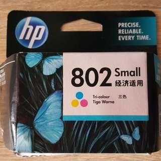 Tinta printer HP 802 (warna)