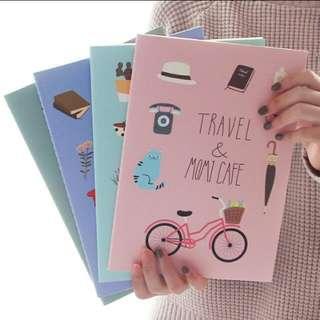 [PO] Set of 4 Notebooks