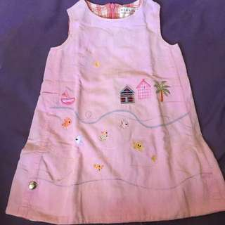 Next girl dress-2 years old