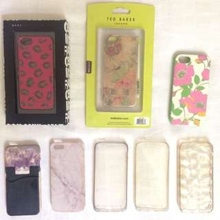 Kate Spade, Ted Baker, etc iPhone 5 Cases