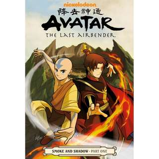 🚚 Avatar: The Last Airbender: Smoke and Shadow Part 1