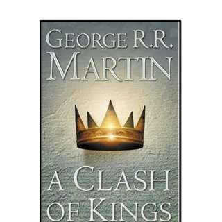 A Clash of Kings PDF book