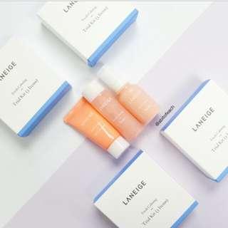 Laneige fresh calming kit (3pcs)