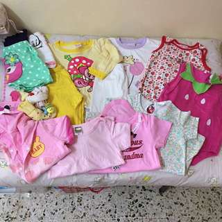 Bundle for girl clothes