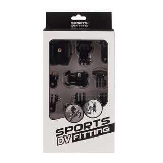 SJCam Sport DV Full Accessories Set