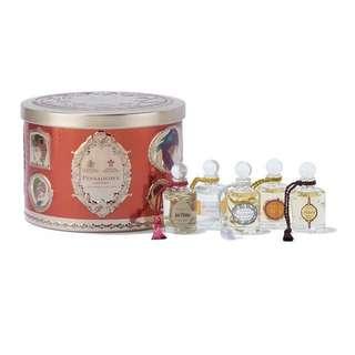Penhaligons 5pc Ladies Fragrance Set