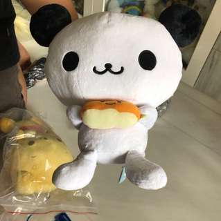 Pankanchi Sanrio authentic from Japan